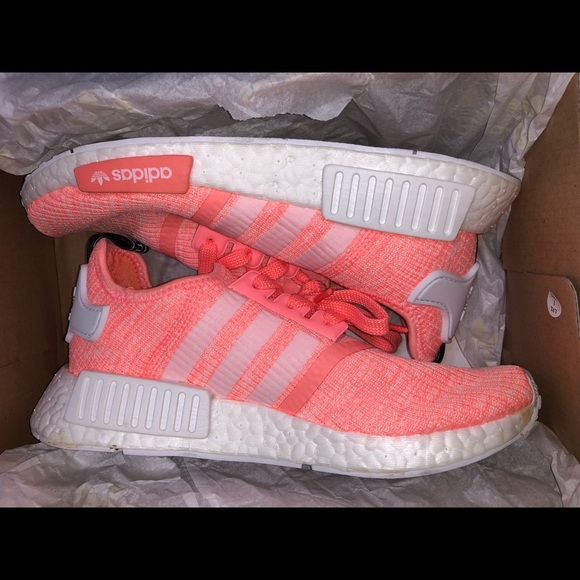 cba315fcad0e2 adidas Shoes - Adidas NMD R1 Sunglow size 6 women s